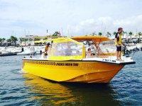 Servicio de taxi por mar a Tabarca