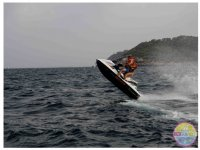 水上自行车派对船ibiza