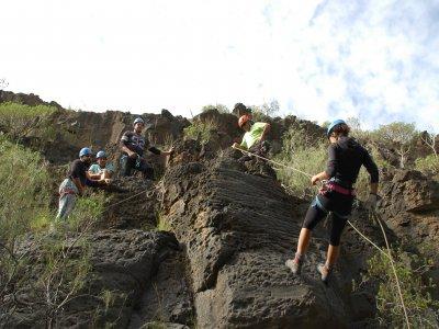 特内里费岛40小时的峡谷课程