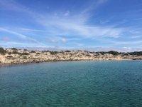 游览海滩和海湾