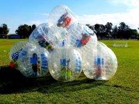 Pirámede de burbujas gigantes