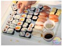 sushi boat parties ibiza boat parties