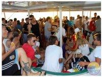 boys and girls ibiza boat party boat or catamaran parties