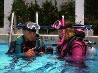 lezioni di immersione