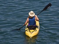 a great day with the kayak