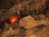 圣马科斯洞穴中的洞穴学4小时