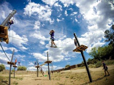Gymkana multiaventura para colegios en El Barraco