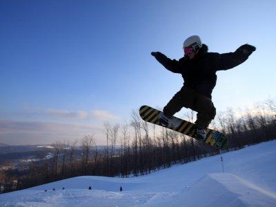 Clase particular de snowboard en Baqueira 2 horas