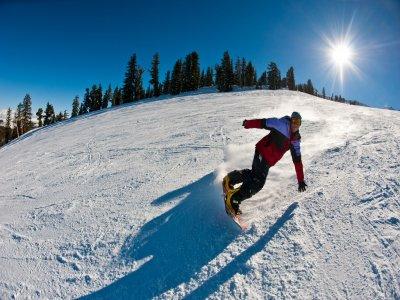 Baqueira私人滑雪板课程3小时