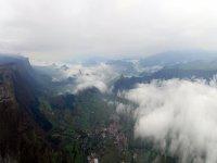 Panoramica della valle di Orduña