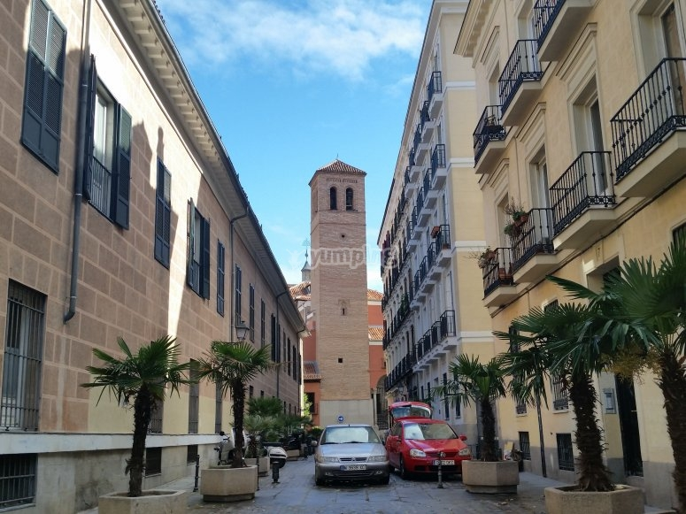 Visita guiada por Madrid