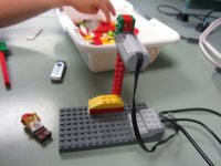 Learning to make robotic constructions