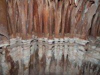 Formaciones en la roca