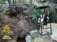 Telecabina en el Bosque Encantado