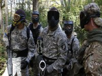 Paintball for bachelor parties