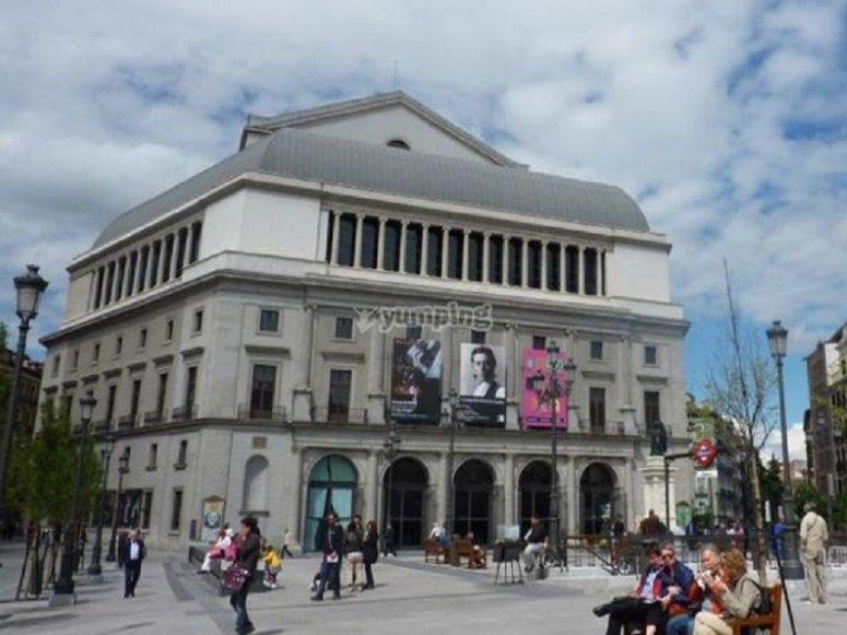 Opera of Madrid