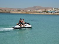 Motorcycle rides through Fuerteventura