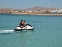 Paseos en moto por Fuerteventura