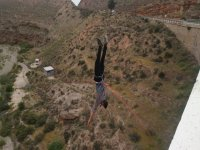 Bungee jumping experience in Almeria