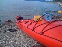 Kayaking in Almeria