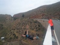 Bungee jumping in Almeria