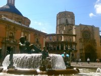 SQUARE OF THE VIRGIN