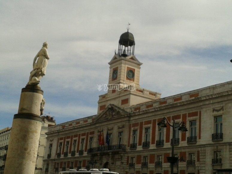 Visita guiada Madrid