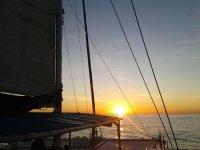 Excursión en Valencia con puesta de sol