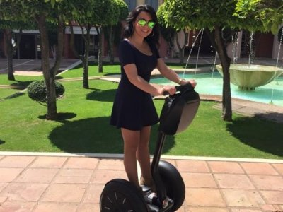 Segway rental in Sotogrande (30 min off season)