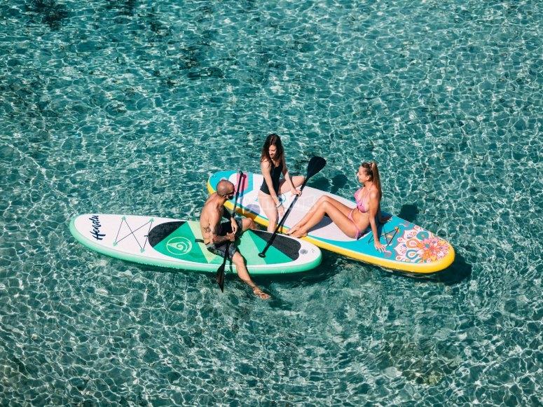 Paddle Sur en Ibiza