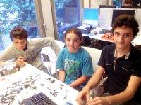Como construir un robot