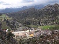 Paisajes de Villaluenga en mountain bike
