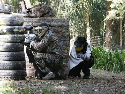 Estilocio Paintball