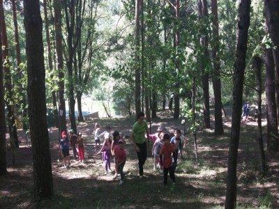 Campamento urbano en Collado Mediano 7 días julio