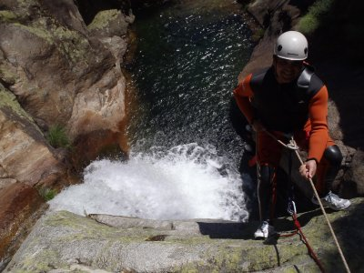Canyoning in Las Arbillas - 4 hours