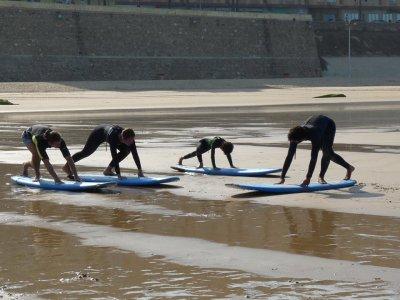 Hopupu Surf Club Campamentos de Surf