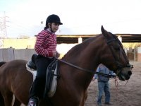 riding in Murcia