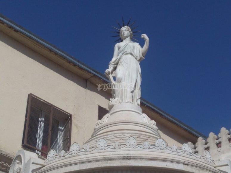 Libertad Panteón