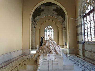 Visita guiada al Panteón de Hombres Ilustres