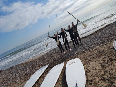 Escola de Mar Paddle Surf