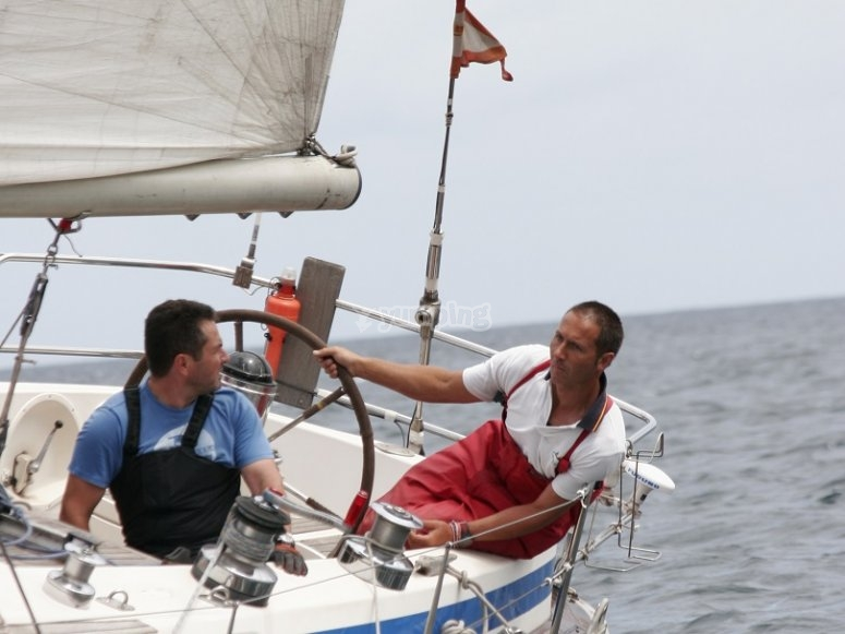 Navegacion a vela