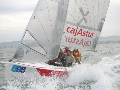 Corso di vela leggera a Gijón 15 ore