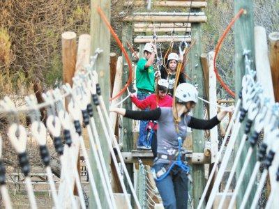 Canopy park Valladolid children 6-11 years