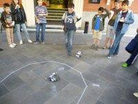 Competiciones entre robots