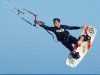 salto en kite