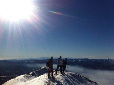 Naturocio Valle de Arbas Raquetas de Nieve
