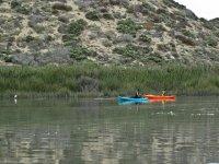 Navegar en kayaks en Granada