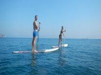Rutas de paddle surf