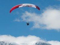 山地滑翔伞