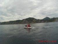 Recorriendo el litoral en moto nautica